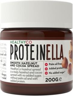 Healthyco Protinella 200g Hasselnøtt & Sjokolade - Pålegg