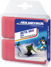 Holmenkol Betamix Red Base Wax 2 x 35g 2020 Talviurheilutarvikkeet