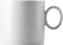 Kaffekopp 21 cl Vit