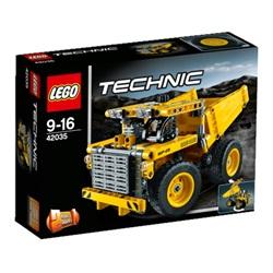 LEGO Technic Minetruck 42035 - wupti.com