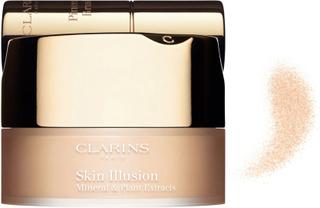 Köp Clarins Skin Illusion Loose Powder, 105 Nude 13 g Clarins Foundation fraktfritt