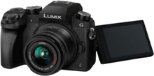 Lumix DMC-G7 14-42mm - Black