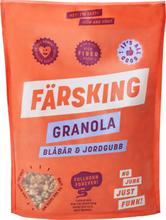 Granola Blåbär & Jordgubb 50g - 62% rabatt