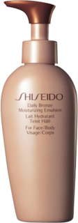 Shiseido Daily Bronze Moisturizing Emulsion 150 ml