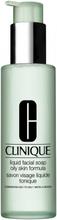 Clinique Liquid Facial Soap Oily 200 ml