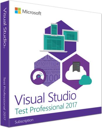 Visual Studio Test Professional -tilaus (uusinta)