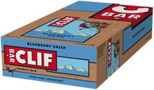 CLIF Bar Energy Bar Box 12 x 68g Blueberry Crisp 2020 Näringstillskott & Paket