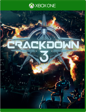 Crackdown 3 Xbox Onelle