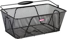 Unix Rafello Rear Wheel Basket black 2020 Cykelkorgar för pakethållare