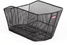 Unix Valento Fixed Installation Basket black 2020 Cykelkorgar för pakethållare