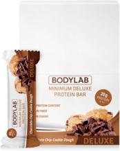 BodyLab Minimum Deluxe Proteinbar Chokolade Chip Cookie Dough (1 x 65g)