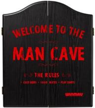 Winmau Man Cave dartskab (kun skab)