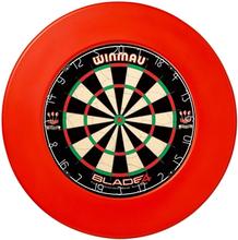 Winmau Dartskive Kvajering Deluxe i rød