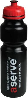 Aserve Drikkeflaske 750 ml (sort)