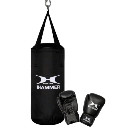 HAMMER BOXING Fit Junior Boksesett