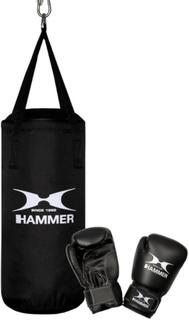 HAMMER BOXING Fit Junior Boksesett