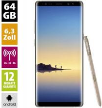 Samsung Galaxy Note 8 (64GB) - maple-gold
