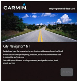 Canada Garmin microSD™/SD™ card: City Navigator®