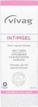 Vivag Feminin 2 i 1 Gel (50 ml)