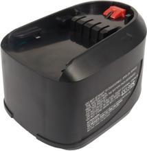 Ersättningsbatteri BOSCH 14.4V 3Ah NI-MH