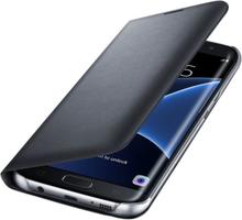 Samsung FLIP WALLET GALAXY S7 EDGE BLACK EF-WG935PBEGWW