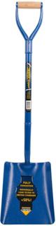 Draper Tools Spade med fyrkantigt huvud Expert blå 64327