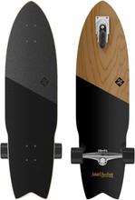 Street Surfing Pumping Board Shark Attack 91,4 cm KOA BLACK