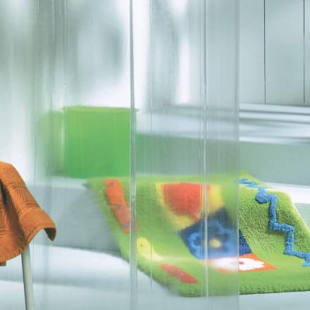 Sealskin badeforhæng Clear 180 cm transparent 210041300
