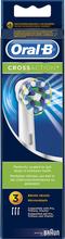 Kjøp CrossAction, 3-Pack Oral-B Tannbørster Fri frakt