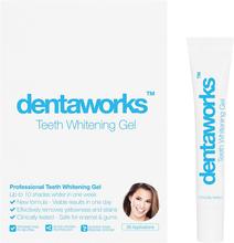 Kjøp Teeth Whitening Gel, Dentaworks Tannbleking Fri frakt