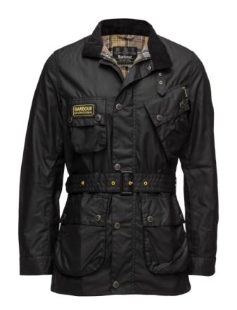 B.Intl Slim International Wax Jacket