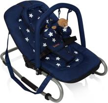 Baninni Babygunga Relax Classic blå stjärna BNBO002-BLST