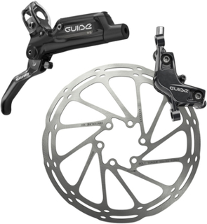 SRAM Guide RS Disc Brake forhjul black 2019 Skivebremser