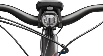 Lupine SL B Bosch E-Bike Headlight StVZO med hållare på Bosch-skärm 2020 Elcykelbelysning