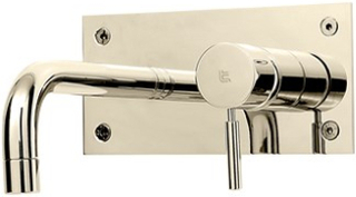 Tapwell Tvättställsblandare 17,5cm White Gold