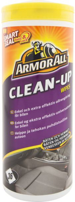 WIPES CLEAN-UP ARMOR ALL 30ST