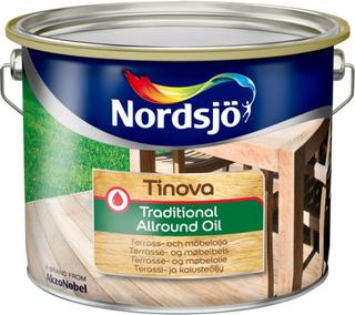 OLJA TINOVA TRAD ALLROUND OIL NORDSJÖ UT