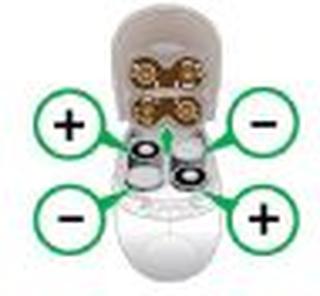 8 st batterier till Netgear ARLO