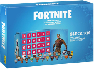 Adventskalender: Fortnite 24 st Limited Edition