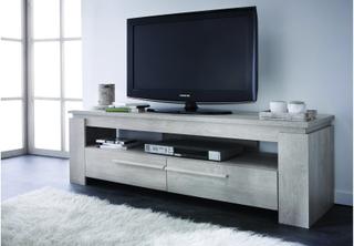 Castillo TV-Bänk 140 cm - Champagne Ek