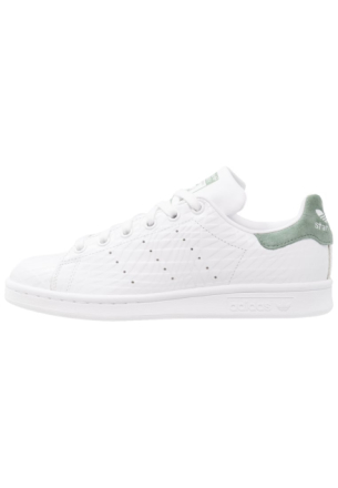 adidas Originals STAN SMITH Joggesko footwear white/trace green