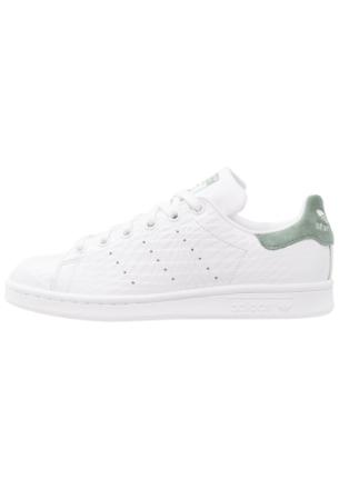 adidas Originals STAN SMITH Joggesko footwear white/trace green