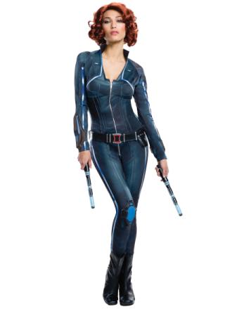 Black Widow Deluxe Avengers alder af Ultron Marvel Hero superhelte ... - Fruugo