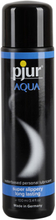 Pjur - Aqua Long-lasting vattenbaserat glidmedel 100 ml