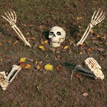 Halloween Dekoration Skelett
