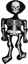 Uppblåsbar Skelett Dekoration