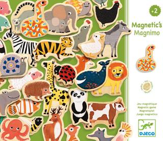 Magnimo magnetiska djur från Djeco