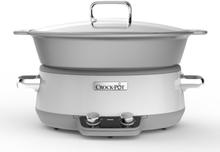 Crock-Pot 6,0L DURACERAMIC. 7 stk. på lager
