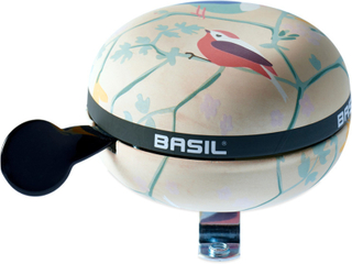 Basil Big Bell Wanderlust Ringklocka beige/flerfärgad 2019 Ringklockor