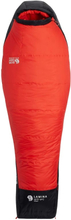 Mountain Hardwear Women's Lamina™ 15F/-9C Sleeping Bag Dam Sovsäck Röd Long, Left Zip